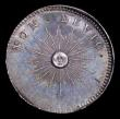 London Coins : A157 : Lot 2129 : Farthing Pattern or medalet William and Mary in silver Montagu 22 legend GVLIELMVS.III.DEI.GRA. Reve...