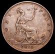 London Coins : A157 : Lot 2882 : Penny 1874 Freeman 78 dies 8+H NEF, the reverse with a slightly uneven tone, Ex-Spink 23/9/2015 Lot ...