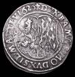 London Coins : A158 : Lot 1041 : Bohemia - Bohemian Estates 24 Kreuzer 1620 Friedrich von der Pfalz KM#238 Good Fine with strong port...