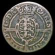 London Coins : A158 : Lot 1083 : Denmark 24 Skilling 1624 KM#136.2 VG scarce