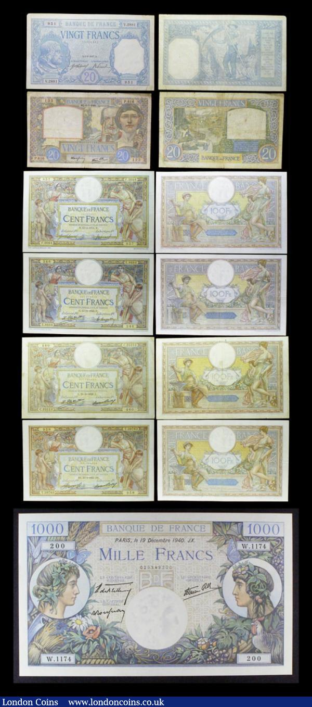 UNC 5 x 100 rubles LOT Transnistria 1993 Pick 20