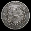 London Coins : A158 : Lot 871 : Shilling Yorkshire - Sheffield 1812 S. & C. Younge & Co. Sword rests against the bale, Davis...