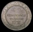 London Coins : A158 : Lot 872 : Sixpence 1811 Wiltshire - Marlborough King, Gosling, Tanner & Griffiths Davis 5, EF or near so w...