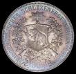 London Coins : A159 : Lot 2175 : Switzerland 5 Francs Shooting Thaler 1885 Bern X#S17 UNC and choice, the fields excellent with a bea...