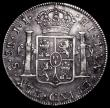 London Coins : A159 : Lot 3040 : Chile 8 Reales 1802 JJ KM51 VF