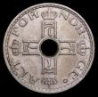 London Coins : A159 : Lot 3335 : Norway 50 Ore 1929 KM#386 GEF/AU and scarce