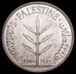 London Coins : A159 : Lot 3349 : Palestine 100 Mils 1940 KM#7 Unc or near so