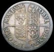 London Coins : A159 : Lot 660 : Sixpence 1564 Elizabeth I milled issue mint mark star S2597 nearer VF than Fine with an even old ton...