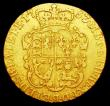 London Coins : A159 : Lot 790 : Guinea 1783 S.3728 Fine or slightly better with some scratches on the obverse, Rare only the third e...