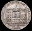 London Coins : A160 : Lot 1644 : 19th Century Shilling Nottinghamshire - Newark 1811 Town Hall Davis 5 VF/NVF with some fleck of toni...