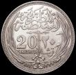 London Coins : A160 : Lot 3177 : Egypt 20 Piastres 1917 (AH1335) KM#321 EF
