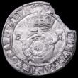 London Coins : A161 : Lot 1462 : Testoon Henry VIII Third Coinage Henric 8 legend, S.2365 mintmark Lis/Pellet in annulet, 5.32 gramme...