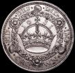 London Coins : A161 : Lot 1500 : Crown 1931 ESC 371, Bull 3639 NEF with a few small spots