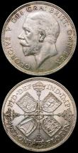 London Coins : A161 : Lot 1758 : Halfcrown 1930 ESC 779 Bull 3739 NVF, Florin 1932 ESC 952, Bull 3789 VF, both scarce dates and bette...