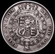 London Coins : A161 : Lot 2841 : Halfcrown 1817 Bull Head D of DEI over T ESC 616A, Bull 2091 Fine, Rare