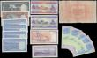 London Coins : A161 : Lot 479 : World collection (16), Rhodesia 10 Dollars dated 1973, 2 Dollars dated 1973, 1 Dollar (4) dated 1974...