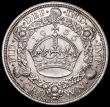 London Coins : A162 : Lot 1740 : Crown 1936 ESC 381, Bull 3649 EF the obverse with some contact marks
