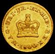 London Coins : A162 : Lot 1994 : Third Guinea 1800 S.3738 Good Fine with touches of surface residue