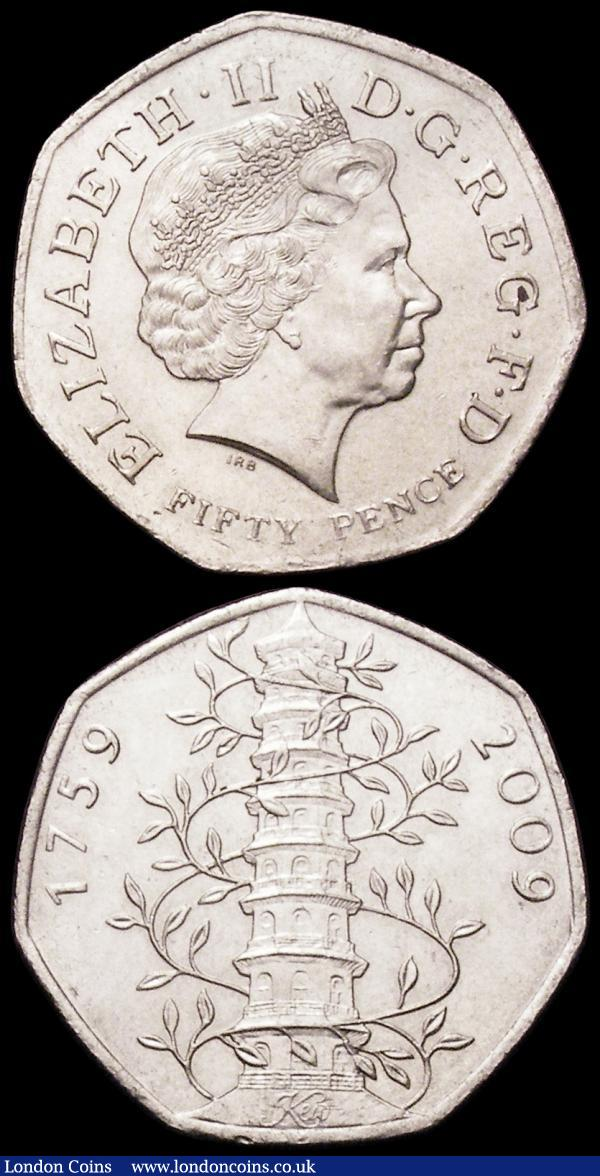 St.Helena Coin 50 Pence 1996 UNC