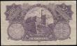 London Coins : A162 : Lot 316 : Palestine Currency Board 500 Mils dated 15th August 1945 series J813774, Rachel's tomb near Bet...