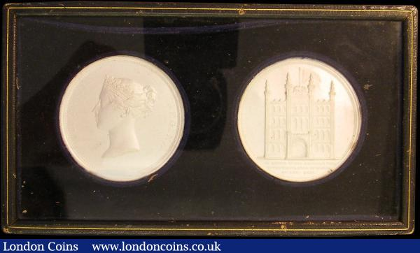 Visit of Queen Victoria to the City of London 1837, issued by