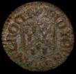London Coins : A163 : Lot 11 : Farthing 17th Century Norfolk - New Buckenham, 1667 Tho. Youngman, Grocer, Dickinson 110, VG with gr...