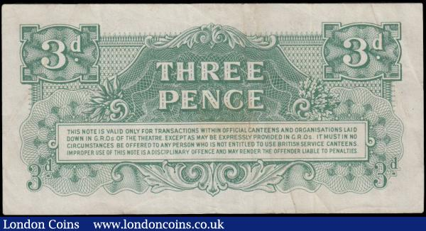 ROYAL BABY *Prince George* British Armed Forces 50 Pence 6th Series Banknote NEW