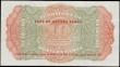 London Coins : A163 : Lot 1597 : Western Samoa Territory 10 Shillings issued Wellington 1st May 1961 series 336464, palm trees and be...