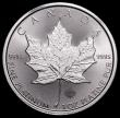 London Coins : A163 : Lot 2056 : Canada 50 Dollars 2016 One Ounce Platinum, with Privy mark Maple Leaf with 16 in the centre BU and f...