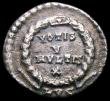 London Coins : A163 : Lot 245 : Roman Ar Siliqua Julian II Obverse: Bust right, rosette-diademed, draped and cuirassed FL CL IVLIANV...