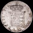 London Coins : A163 : Lot 2492 : Italian States - Naples 60 Grana 1856 KM#361 GF/NVF with a few carbon spots