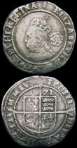 London Coins : A163 : Lot 268 : Elizabeth I Sixpences 1568 and 1572 both about Fine