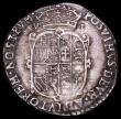 London Coins : A163 : Lot 344 : Sixpence 1554 Philip and Mary Full Titles S2505 GVF, strong portraits and with a pleasing light gold...