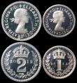London Coins : A163 : Lot 737 : Maundy Set 2012 UNC still sealed in the original plastic