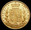London Coins : A163 : Lot 899 : Sovereign 1855 WW Incuse S.3852D GEF a sharply struck and pleasing example