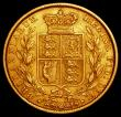 London Coins : A163 : Lot 903 : Sovereign 1862 Close Date S.3852D GF/NVF