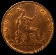 London Coins : A164 : Lot 1280 : Penny 1889 15 Leaves Freeman 127 dies 12+N, Choice UNC with around 60%/50% lustre, in an LCGS holder...