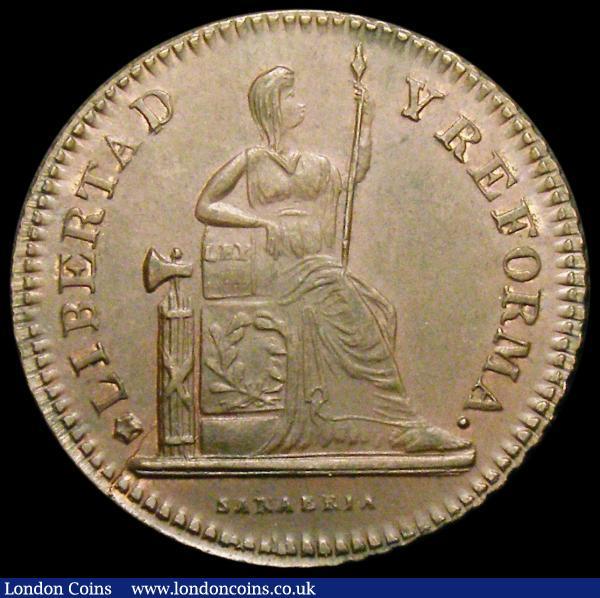 P//L Copper//bronze INA Retro Issue series Isle of Man Crown 1897 Fantasy Issue
