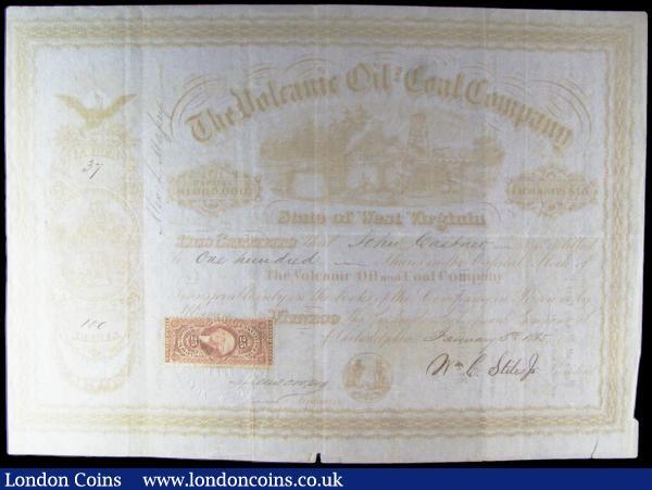 Anglo-belgian Petroleum Company Share Certificate 1928 Coins & Paper Money Stocks & Bonds, Scripophily