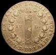 London Coins : A164 : Lot 363 : France 12 Deniers 1791A KM#600.1 EF with exceptional eye appeal, a very pleasing piece struck on an ...