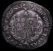 London Coins : A164 : Lot 839 : Halfcrown Charles I Tower Mint under King group 1 first horseman type 1a2 with horse caparisoned wit...