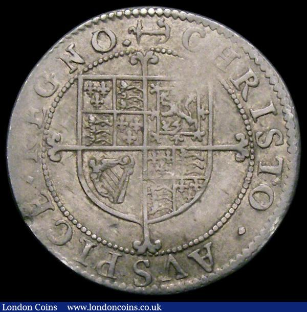 Sixpence Charles I Second Milled Issue, S.2860, mintmark Anchor, GF/NVF the reverse with small digs : Hammered Coins : Auction 164 : Lot 865