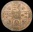 London Coins : A165 : Lot 1323 : Halfpenny 18th Century Scotland - Ayrshire 1799 Obverse: Bust of the Prince of Wales left/Reverse: T...