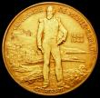 London Coins : A165 : Lot 1380 : Monaco Gold medal 1866-1966 Centenary of Monte Carlo, Obverse: Prince Rainier III and Princess Grace...