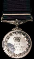 London Coins : A165 : Lot 1401 : General Service Medal 1962 with South Arabia clasp, awarded to 2/Lt. A.W.G Sykes, Coldstream Guards,...