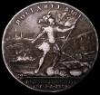 London Coins : A165 : Lot 1418 : Russia - Victory over Prussia 1759, 40mm diameter in silver by T.Ivanov, Diakov #105.1, Smirn #241a....