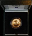 London Coins : A165 : Lot 1750 : Two Pounds 1996 Euro 96 Football S.K7 Gold Proof FDC in the Royal Mint box of issue with certificate