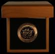 London Coins : A165 : Lot 1765 : Two Pounds 2009 250th Anniversary of the Birth of Robert Burns S.K24 Gold Proof FDC in the Royal Min...