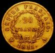 London Coins : A165 : Lot 2157 : France 20 Francs Gold 1811A KM#695.1 Good Fine/Fine