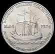 London Coins : A165 : Lot 2329 : USA Half Dollar Commemorative 1924 Huguenot Breen 7459 /UNC
